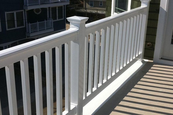 Handrails delaware, outside, rails, steps, deck rails