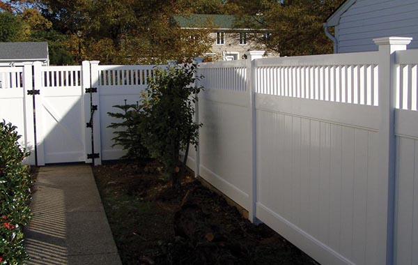 fence, fencing, privacy fence, resort, pool, pond fence