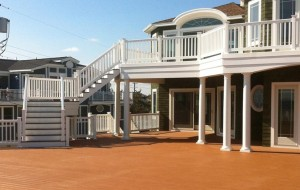 Handrail2 Lewes Milton rehoboth ocean view bethany beach georgetown delaware