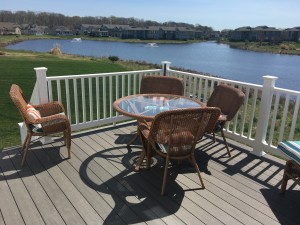 timbertech deck handrail rehoboth lewes georgetown
